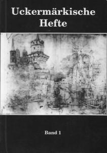 Uckermärkische Hefte Band 1 (1989)