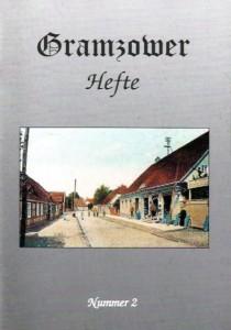 Gramzower Hefte, Heft 2 (1997)