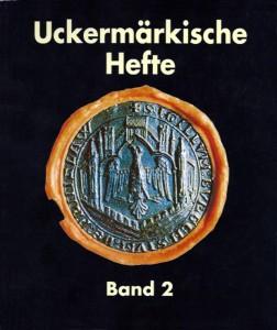 Uckermärkische Hefte Band 2 (1995)