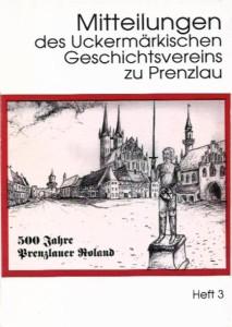 Mitteilungen Heft 3