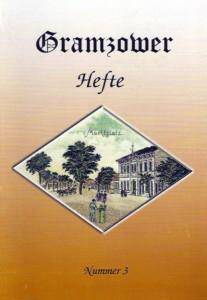Gramzower Hefte, Heft 3 (1999)