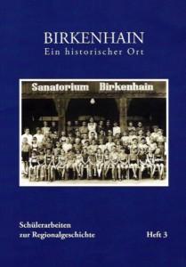 Birkenhain. Ein historischer Ort.