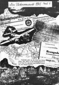 """Gesamtschule mit gymnasialer Oberstufe """"Carl Friedrich Grabow"""" Prenzlau, Uckermärkischer Geschichtsverein zu Prenzlau e. V. (Hrsg.), Die Uckermark 1945. Teil 1. (Prenzlau 1995)"""