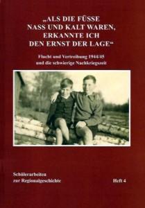 """Sarah Grandke, """"Als die Füße nass und kalt waren, erkannte ich den Ernst der Lage."""", Flucht und Vertreibung 1944/45 und die schwierige Nachkriegszeit."""
