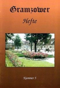 Gramzower Hefte, Heft 5 (2002)