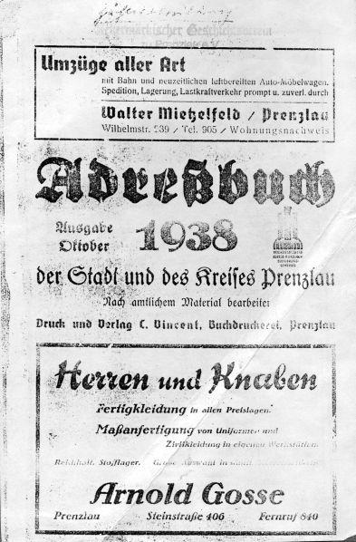 Ordnung für sämtliche Städte der Preußischen Monarchie. Reprint 1999