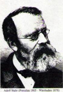 Adolf Stahr