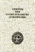 Schulz – Chronik der Stadt Strasburg (2000)