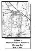Dedelow – Wissenswertes uns Amüsantes über unser Dorf. (Heft 2, 2000)