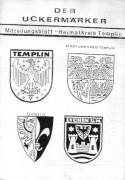 Der Uckermärker Mitteilungsblatt 1988 – Heimatkreis Templin