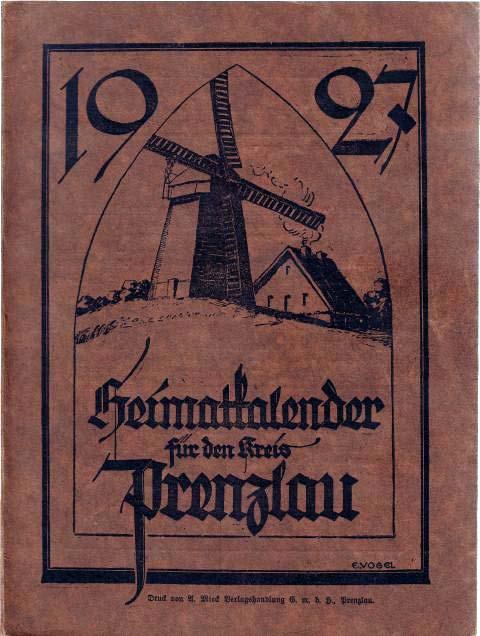 Heimatkalender Prenzlau 1927