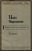 Angermünder Heimatbücher, Band 05, 1934