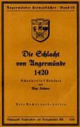 Angermünder Heimatbücher, Band 10, 1939