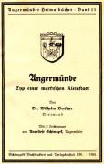 Angermünder Heimatbücher, Band 11, 1941