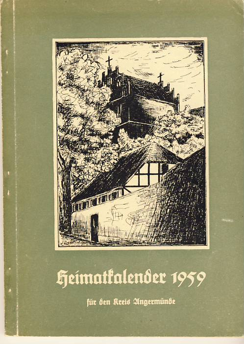 Heimatkalender Angermünde 1959