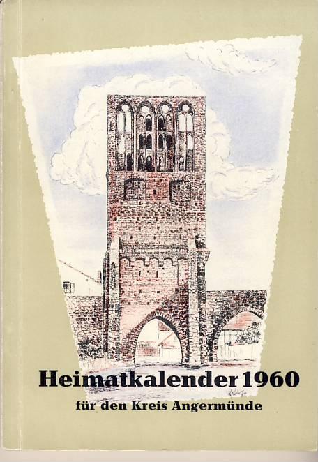 Heimatkalender Angermünde 1960