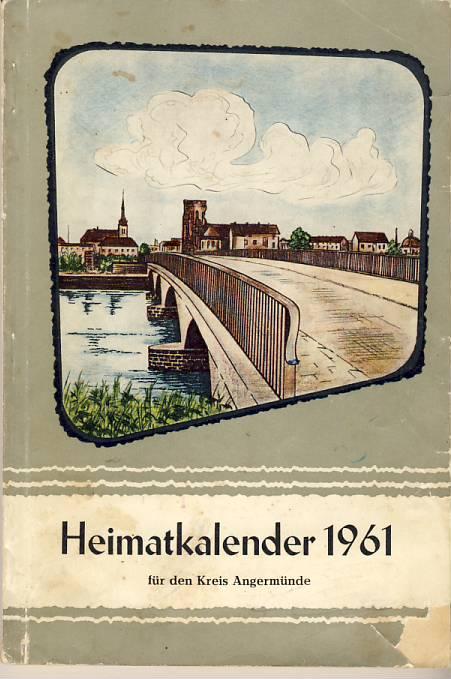 Heimatkalender Angermünde 1961