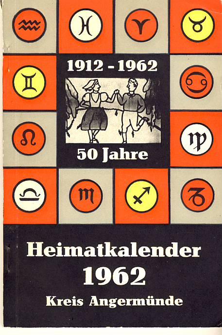 Heimatkalender Angermünde 1962