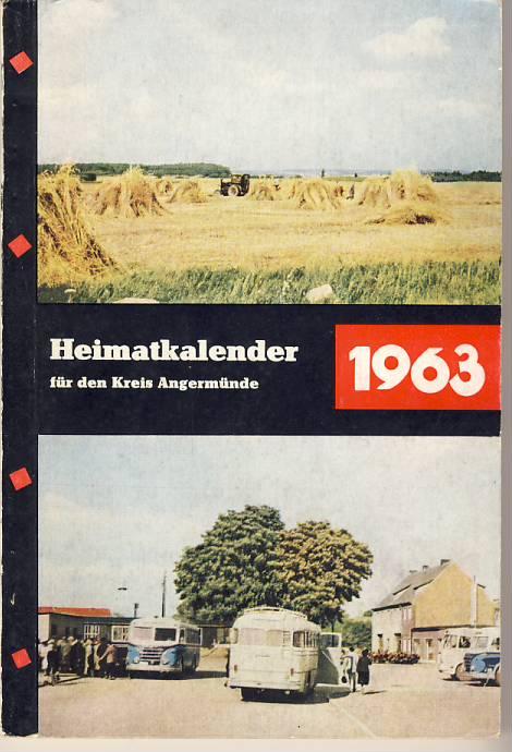 Heimatkalender Angermünde 1963