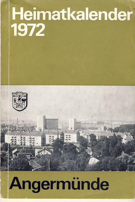 Heimatkalender Angermünde 1972