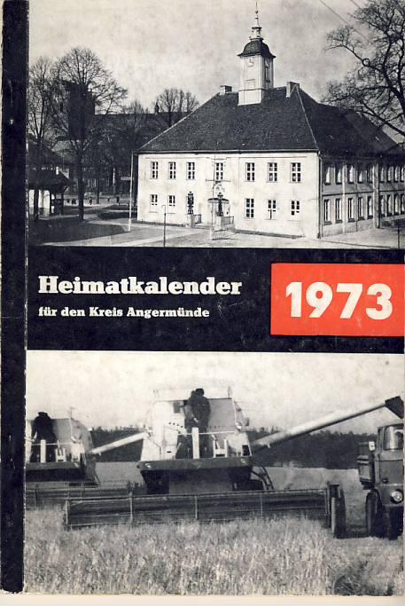 Heimatkalender Angermünde 1973