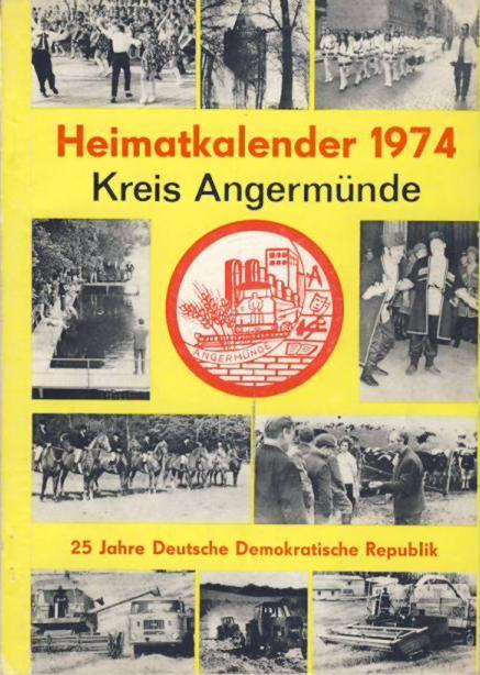 Heimatkalender Angermünde 1974