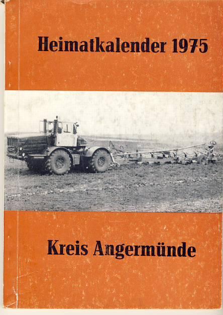 Heimatkalender Angermünde 1975