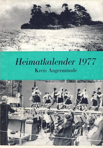 Heimatkalender Angermünde 1977
