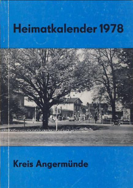Heimatkalender Angermünde 1978