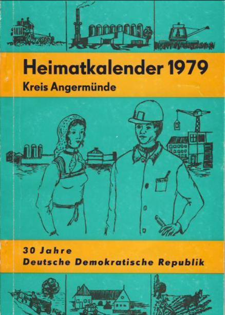 Heimatkalender Angermünde 1979