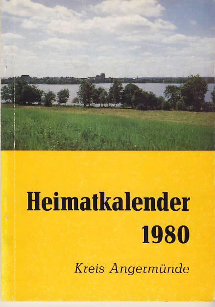 Heimatkalender Angermünde 1980