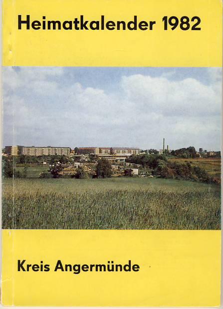 Heimatkalender Angermünde 1982