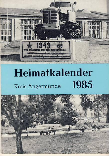 Heimatkalender Angermünde 1985