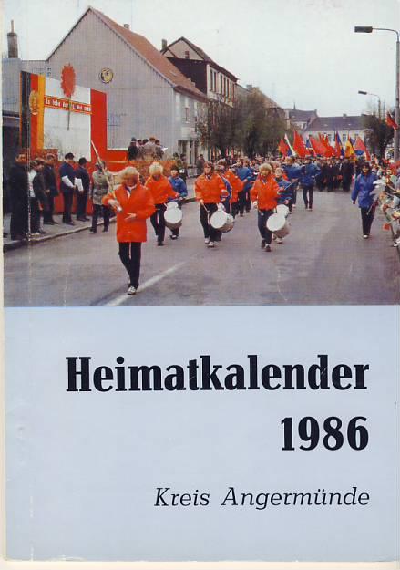 Heimatkalender Angermünde 1986