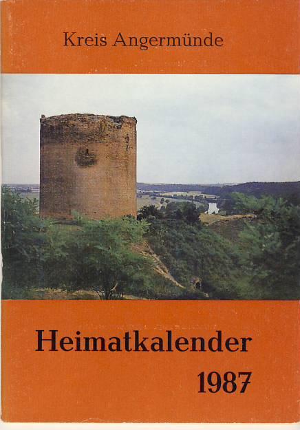 Heimatkalender Angermünde 1987