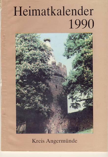 Heimatkalender Angermünde 1990