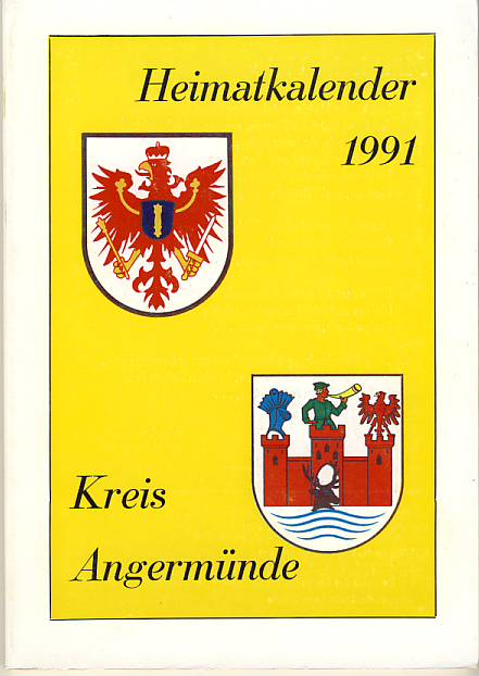 Heimatkalender Angermünde 1991