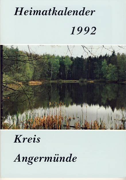 Heimatkalender Angermünde 1992