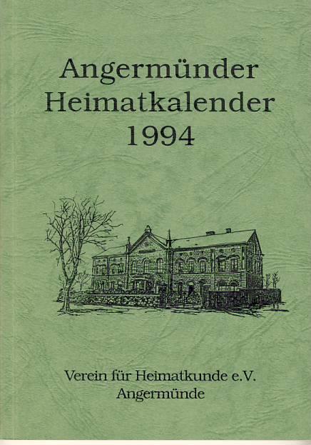 Heimatkalender Angermünde 1994