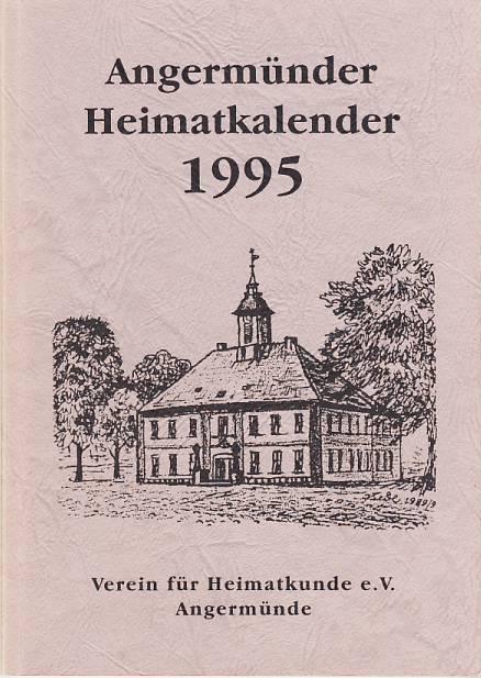 Heimatkalender Angermünde 1995