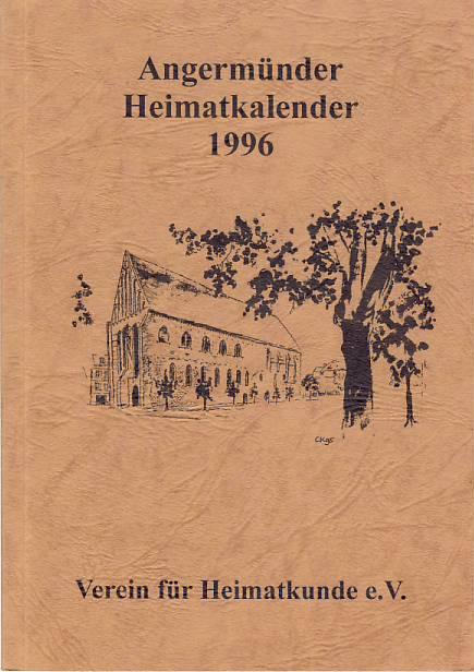 Heimatkalender Angermünde 1996