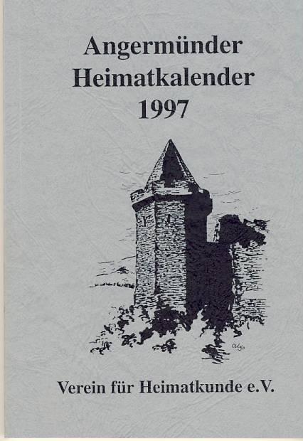 Heimatkalender Angermünde 1997