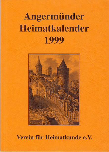 Heimatkalender Angermünde 1999