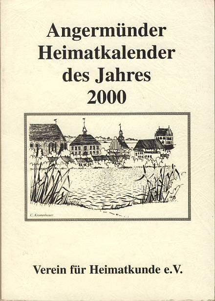 Heimatkalender Angermünde 2000