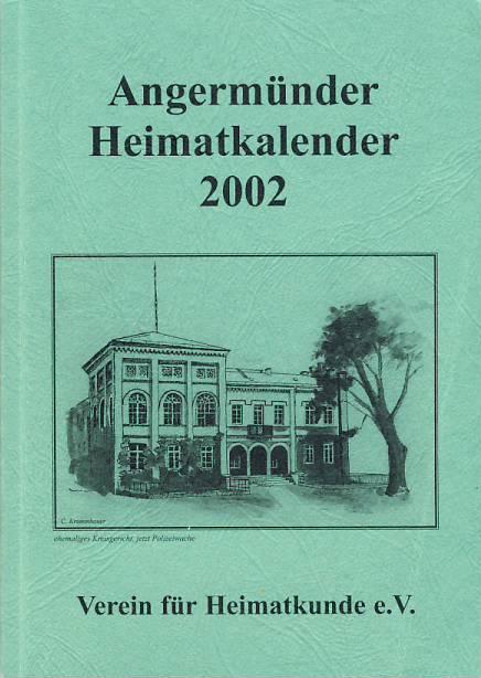 Heimatkalender Angermünde 2002