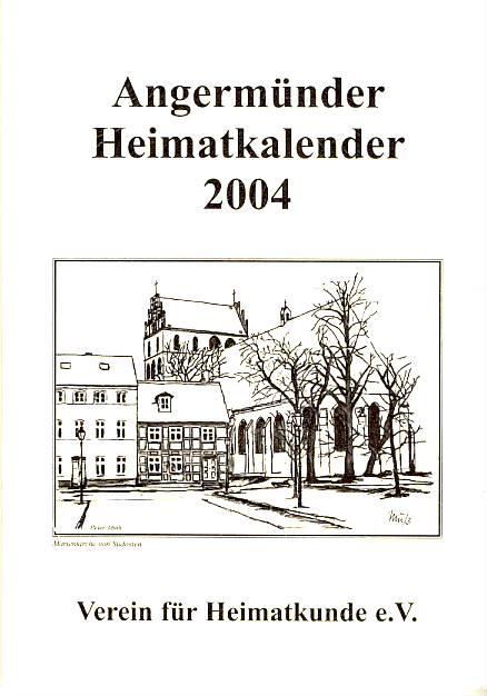 Heimatkalender Angermünde 2004