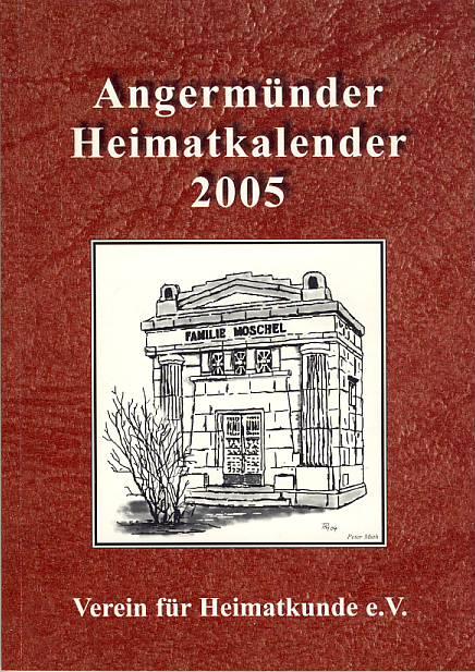 Heimatkalender Angermünde 2005