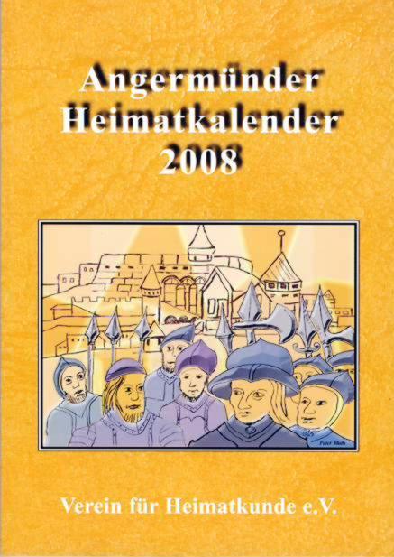 Heimatkalender Angermünde 2008