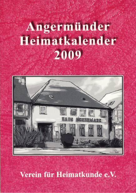 Heimatkalender Angermünde 2009