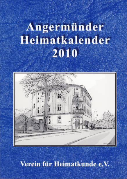 Heimatkalender Angermünde 2010